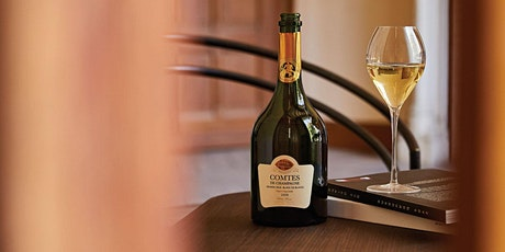 Fine Dining with Champagne Taittinger tickets