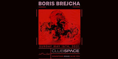 Boris Brejcha @ Club Space Miami tickets