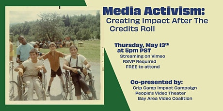Media Activism: Creating Impact After The Credits Roll tickets