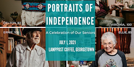 Portraits of Independence tickets