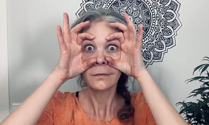 Cannabis-friendly Face Yoga image