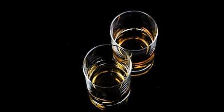 Whiskeys of the World Pairing Dinner tickets