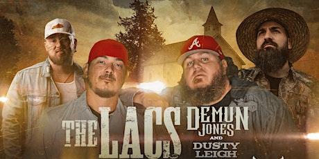 The Lacs Country Lit Tour w/ Demun Jones & Dusty Leigh tickets