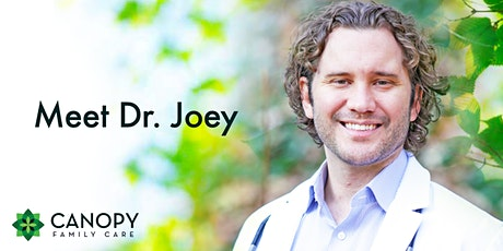 Meet and Greet with Dr Joey, TKPK's new doctor, IRL, Socially-Distanced tickets