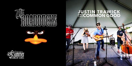 The Roadducks and Justin Trawick and the Common Good - Bluesy Rock tickets