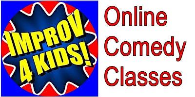 Comedy+4+Kids+8-12+Online+Classes