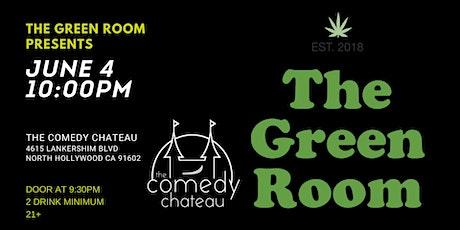 Green Room LA presents! tickets