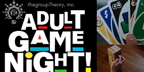 Adult Game Night & Pop-Up 2021 tickets
