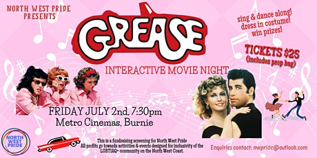"""Grease"" - Interactive Screening tickets"
