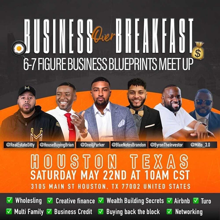 Business Over Breakfast Live image