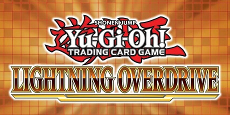 Yu-Gi-Oh Lightning Overdrive Premiere Tournament tickets