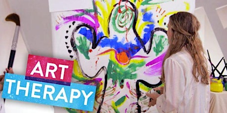 Online Workshop - Boost Your Mental Health Through Art Therapy tickets