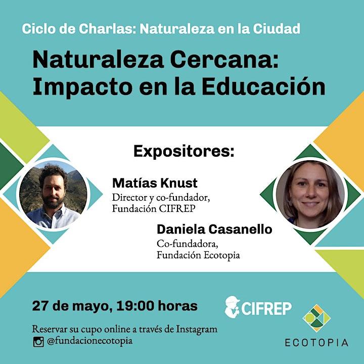 Imagen de NATURALEZA CERCANA: IMPACTO EN LA EDUCACION