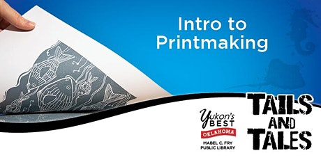 Intro to Printmaking (Young Adult) tickets