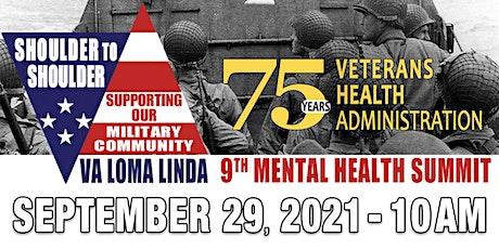 VA Loma Linda Virtual Mental Health Summit tickets