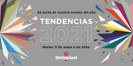 Tendencias 2021 tickets
