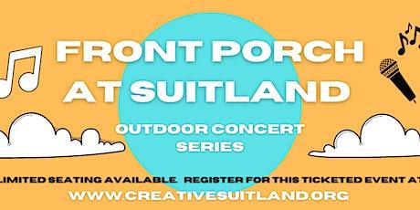 Front Porch at Suitland: DEBORAH BOND (Rain Date) tickets