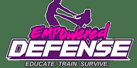 Self-Defense Class  - MEXpats + More billets