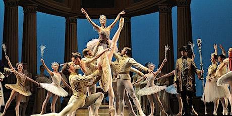 Intermediate/Advanced Ballet with William Byram tickets