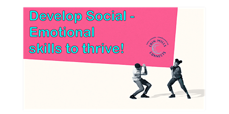 Community support of children's social-emotional development tickets