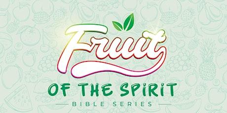 Bible Study-The Fruit of The Spirit/El Fruto Del Espiritu tickets