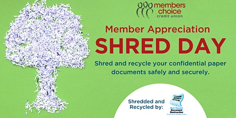 Community Shred Day by Members Choice & West Houston Document Destruction tickets
