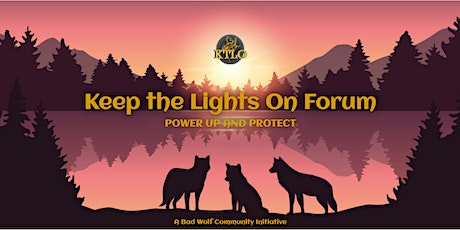 Keep the Lights On Forum: June 24, 2021 tickets