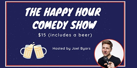 Downtown Tucker's Happy Hour Comedy Show at High Card Brewing tickets