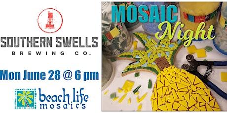 Crafts & Drafts: Mosaic Night in Jax Beach tickets