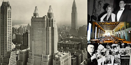 'The Waldorf-Astoria Hotel, Part II: Manhattan's Grandest Hotel' Webinar tickets