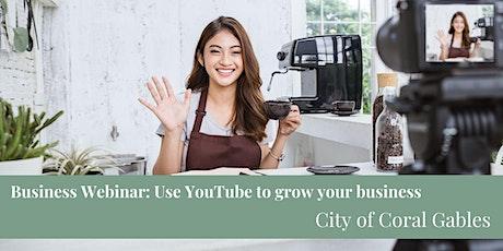 Use YouTube to Grow Your Business boletos