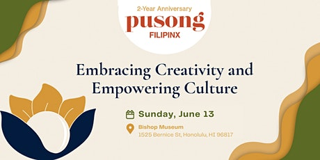Pusong Filipinx the Market tickets