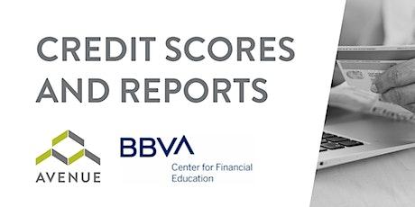 FREE Financial Webinar: Credit Scores & Reports tickets