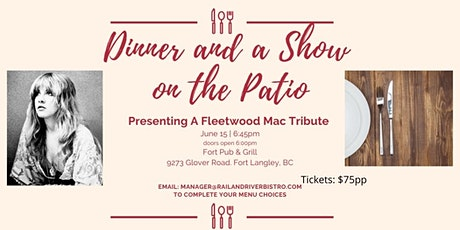Dinner and a Show on the Patio tickets