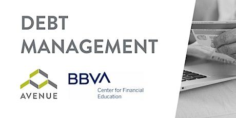FREE Financial Webinar: Debt Management tickets