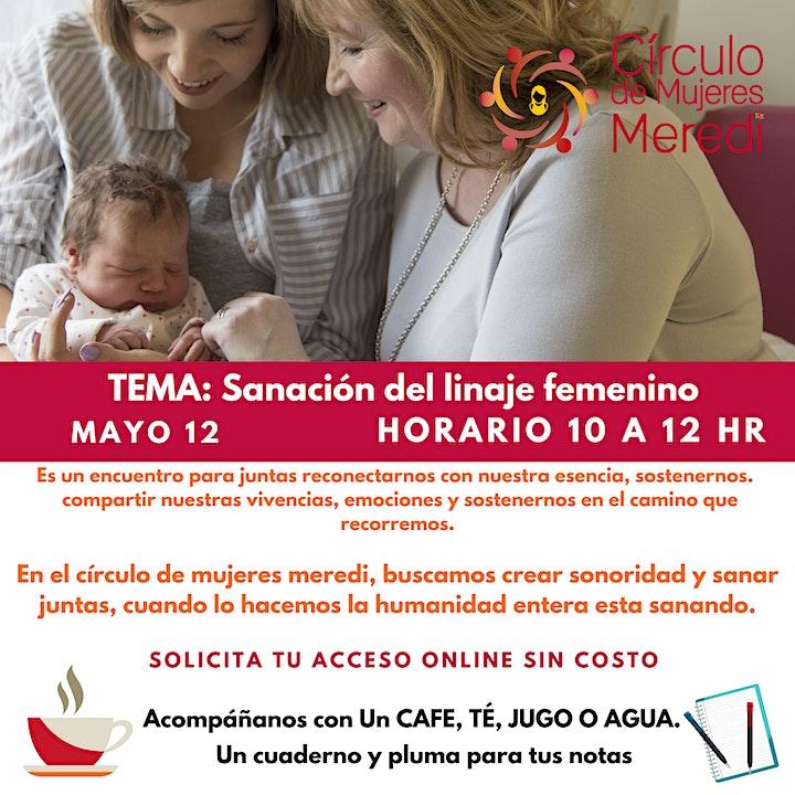 """Imagen de Círculo de Mujeres: """"Trabajando con nuestra niña interior"""""""