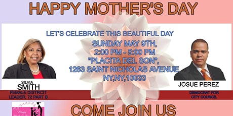 MOTHER'S DAY EVENT tickets