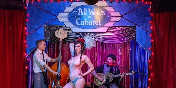 Bayou Blues Burlesque