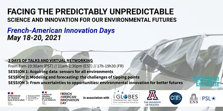 French American Innovation Days - Facing the Predictably Unpredictable tickets