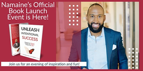 Unleash Intentional Success Book Launch and Signing tickets