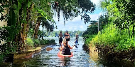 Beginner Friendly Paddle on the Winter Park Chain tickets