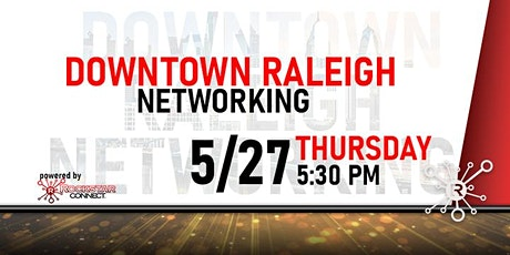 Free Downtown Raleigh Rockstar Connect FACE to FACE Networking Event tickets