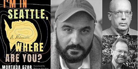 "Mortada Gzar discusses ""I'm in Seattle, Where Are You?"" tickets"