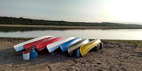 SCC - 2 Day Introductory Canoe Clinic 3 tickets
