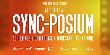 Aotearoa Sync-Posium tickets
