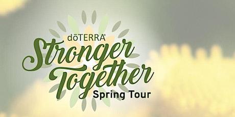 Appleton doTERRA Spring Tour tickets