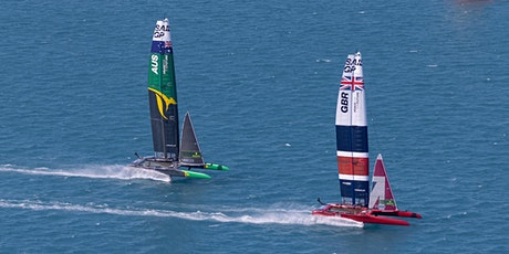 Great Britain Sail Grand Prix - Bring Your Own Boat Access Tickets tickets