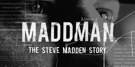 CFA Movie Night - Maddman: The Steve Madden Story tickets