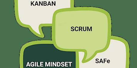 Agiler Sprachkurs - Ich versteh hier nur Scrum… Tickets
