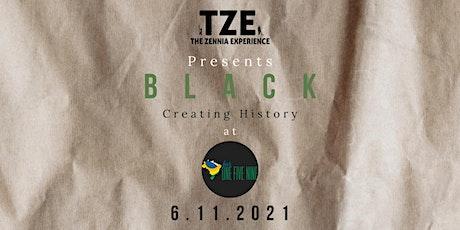 TZE: Presents BLACK 2021 tickets